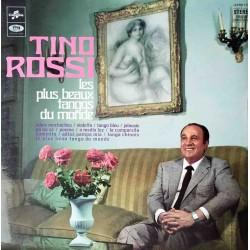 Disque Vinyle -33 tours Tino Rossi - Les Plus Beaux Tangos du Monde
