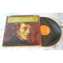 Disque Vinyle -33 tours Chopin Ballades - Arthur Rubinstein