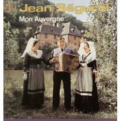 Disque Vinyle -33 tours Jean Ségurel Mon Auvergne - Fiesta Limousine, ...