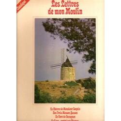 Disque Vinyle -33 tours Les Lettres De Mon Moulin alphonse daudet