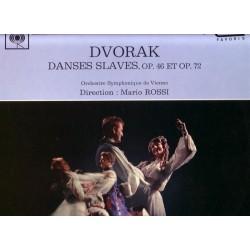 Disque Vinyle -33 tours Danses Slaves, Op. 46 Et Op. 72 - Antonin Dvorak