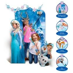 Studio Photo Party Selfie Booth Photo Délire La Reine des Neiges (Frozen) Disney idée cadeau anniversaire noel neuf