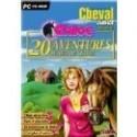 jeux video enfant chloé : 20 aventures autour du cheval sur PC