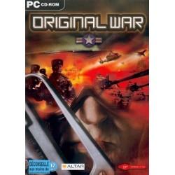Jeux vidéo Original war sur PC guerre combat occasion très bon état général
