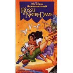 Cassette k7 vidéo vhs enfants Walt Disney LE BOSSU DE NOTRE-DAME Kirk Wise occasion