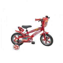 Vélo 12 Pouce 3/6 ans Cars Flash Mc Queen licence officielle garcon idée cadeau anniversaire noël plein air neuf