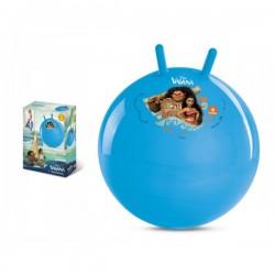 Ballon sauteur décoré Vaiana 50 cm de diamètre enfant jeu jouet Plein air neuf