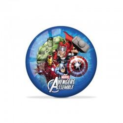 Ballon Avengers en PVC licence officielle petit modèle 14 cm jeux jouet Plein air plage piscine neuf