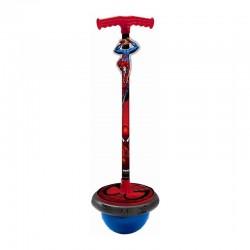 T-Ball Spiderman Marvel baton sauteur jouet Plein air idée cadeau anniversaire noel neuf