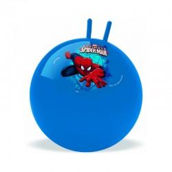Ballon sauteur décoré spider-man 50 cm de diamètre enfant jeu jouet Plein air neuf