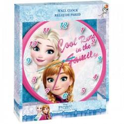 Horloge Pendule la Reine des Neiges Disney fille chambre déco cadeau neuf