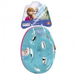 Casque de protection La Reine des neiges frozen licence officielle Disney vélo roller trotinnette fille plein air neuf