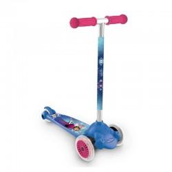 Twist & Roll La reine des neiges trottinette 3 roues Frozen jouet Plein air neuf
