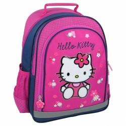 Sac à dos Hello Kitty 38 cm qualité supérieure Disney cartable scolaire enfant neuf