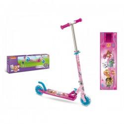 Trottinette paw patrol pat patrouille fille Skye & Everest 2 roues enfant jouet Plein air neuf