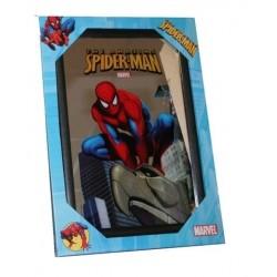 Miroir décoratif spider-man 22 x 32 cm v02 neuf emballé idée cadeau collection