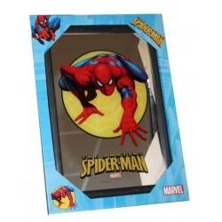 Miroir décoratif spider-man Marvel 22 x 32 cm v03 neuf emballé idée cadeau collection
