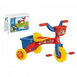 tricycle velo b b enfant pat patrouille jeux plein air garcon neuf. Black Bedroom Furniture Sets. Home Design Ideas