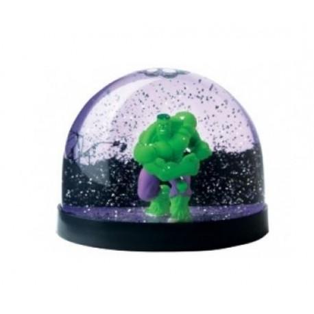 Boule de neige Hulk Marvel collection idée déco cadeau neuf