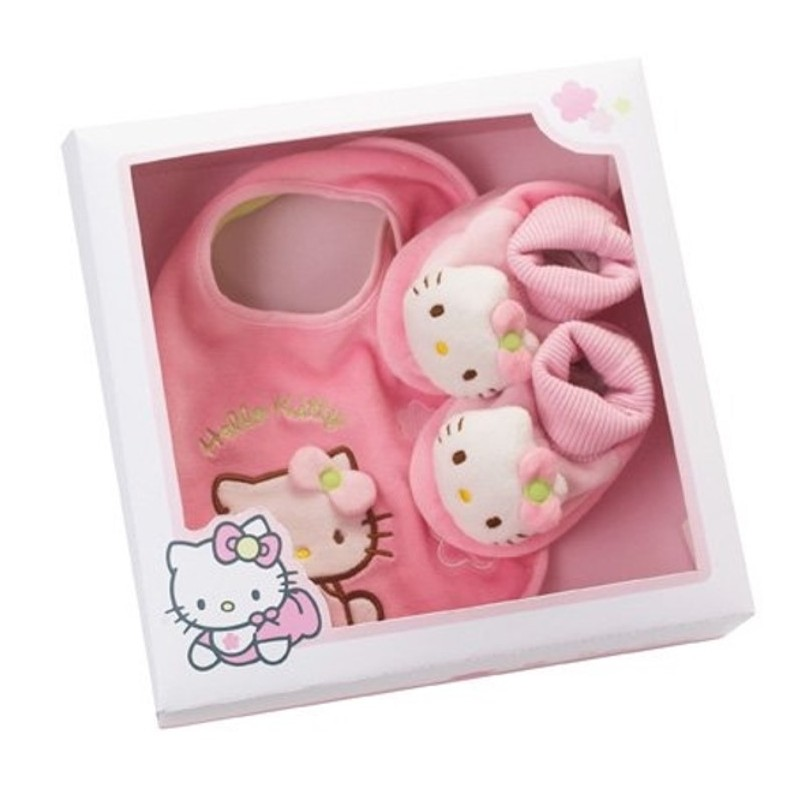 coffret cadeau hello kitty jemini id e cadeau naissance. Black Bedroom Furniture Sets. Home Design Ideas