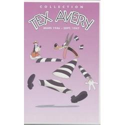 Cassette k7 vidéo vhs enfants TEX AVERY 3 : MARS 46 / SEPTEMBRE 47 Avery Tex occasion