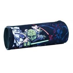 Trousse Star Wars 20cm garcon fourniture scolaire licence officielle Disney école enfant neuve