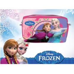 Trousse La reine des neiges licence Frozen officielle Disney fille fourniture scolaire cartable école enfant neuve