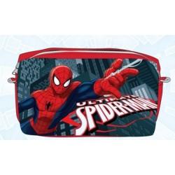 Trousse Spiderman licence officielle Marvel garçon fourniture scolaire cartable neuf