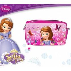 Trousse Princesse Sofia licence officielle Disney fille fourniture scolaire cartable école enfant neuve