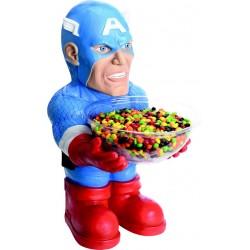 Pot à bonbons Captain America™ Marvel 52 cm de hauteur anniversaire fête cadeau neuf