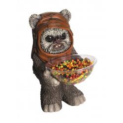 Pot à bonbons Ewok Wicket - Star Wars™ 50 cm de hauteur anniversaire fête cadeau neuf