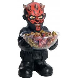 Pot à bonbons Dark Maul Star wars™ 50 cm de hauteur anniversaire fête cadeau neuf