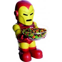 Pot à bonbons Iron Man™ Marvel 50 cm de hauteur anniversaire fête cadeau neuf