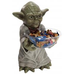 Pot à bonbons Maître Yode Star wars™ 50 cm de hauteur anniversaire fête cadeau neuf