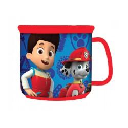 Tasse Mug plastique avec poignet Paw Patrol - Pat Patrouille Garçon neuf