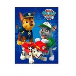 Chemise élastique Pat Patrouille paw patrol fourniture scolaire enfant neuve