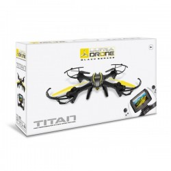 Drone UltraDrone Titan BlackSeries NEUF CADEAU