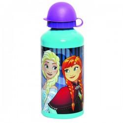 Gourde Aluminium La Reine des Neiges licence officielle Disney enfant vacances pique nique neuve