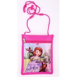 Sac à Bandoulière Princesse Sofia licence officielle Disney enfant fille neuf