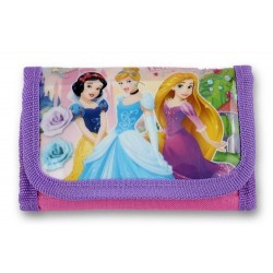 Portefeuille Princesse licence officielle Disney enfant fille neuf
