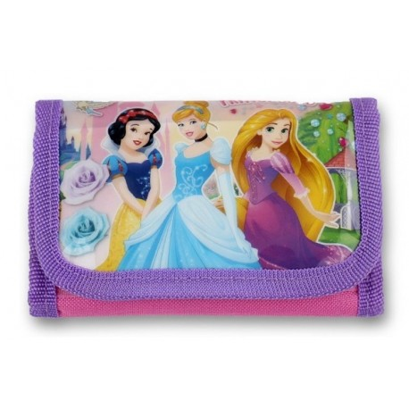 Portefeuille Princesse Disney jeux jouet enfant fille neuf