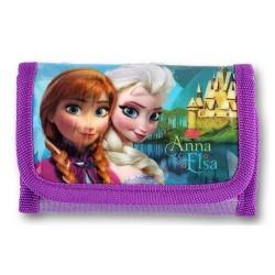 Portefeuille Frozen la reine des neiges licence officielle Disney enfant fille neuf