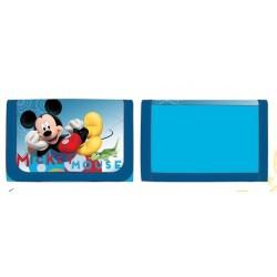 Portefeuille Mickey Disney jeux jouet enfant garcon neuf
