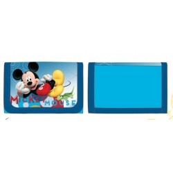 Portefeuille Mickey licence officielle Disney enfant garcon neuf