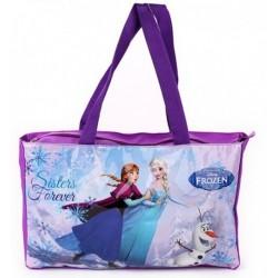 Sac de plage piscine FROZEN Reine des Neiges 02 licence officielle Disney enfant fille neuf