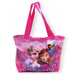 Sac à main 40 x 27 cm la reine des neiges Frozen licence officielle Disney fille vacances sortie neuf
