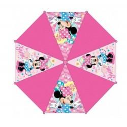 Parapluie manuel enfant Minnie Disney fille enfant pluie neuf