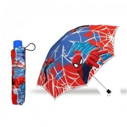 Parapluie pliant Spider-man Marvel comics garcon enfant vacances pluie neuf