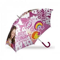 Parapluie enfant manuel Soy Luna fille enfant vacances pluie neuf