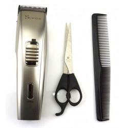 Tondeuse waterproof barbe & cheveux Surker RFC1106 rasoir cheveux barbe mixte idée cadeau anniversaire noel neuf